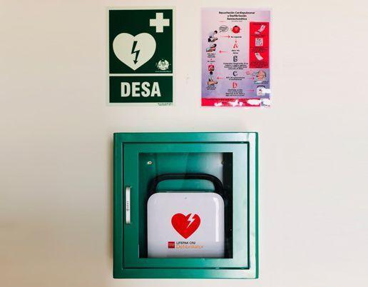 Espacios cardioprotegidos
