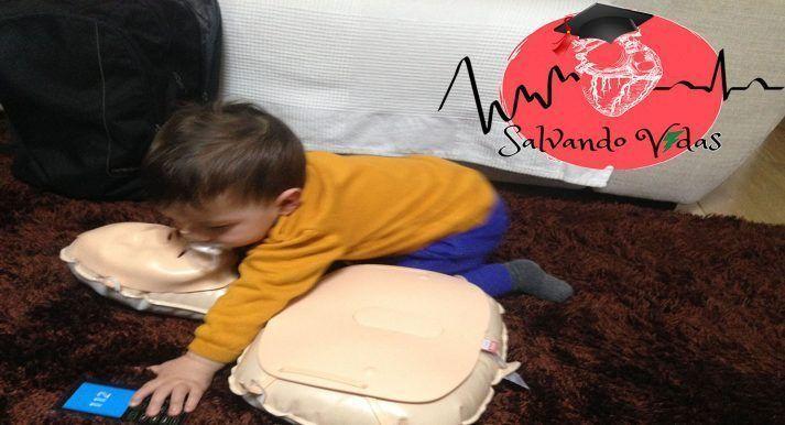 Curso primeros auxilios para niños